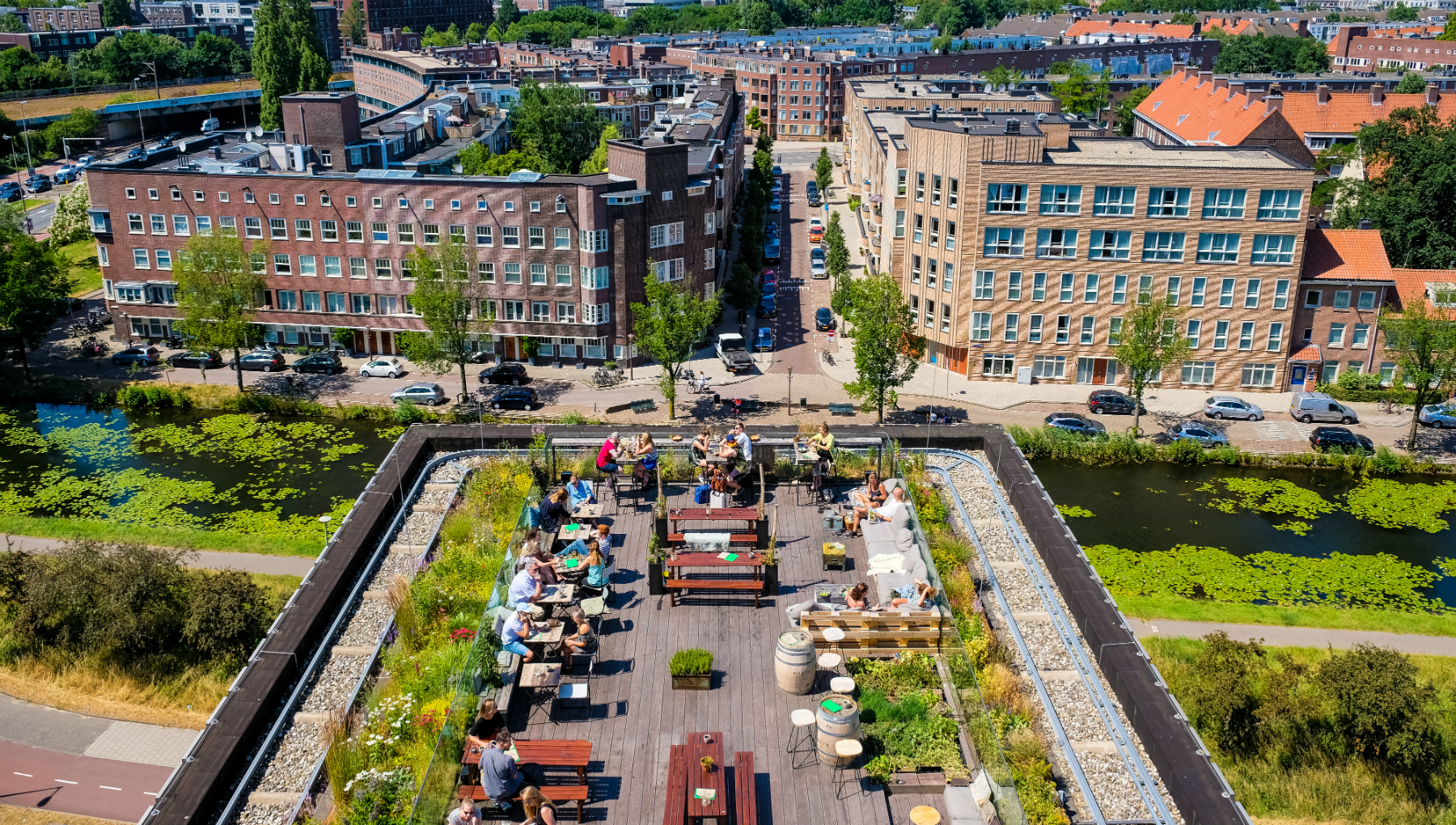 rooftop bar - dakterras - tips - Nederland